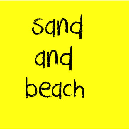 Picture for category Sand and Beach