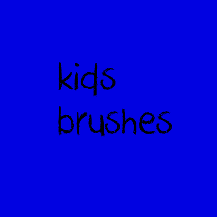 Picture for category Kids Brushes