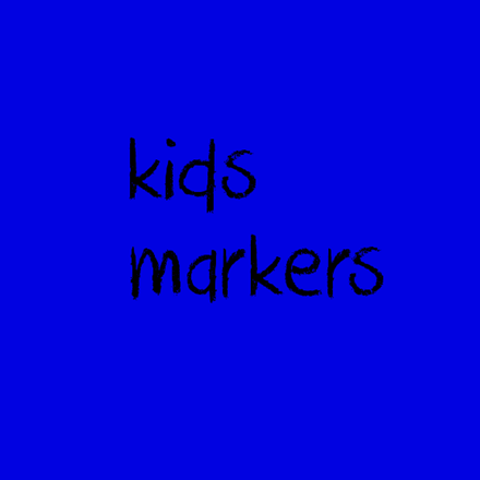 Picture for category Kids Markers