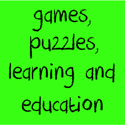 Picture for category Games, Puzzles, Learning and Education